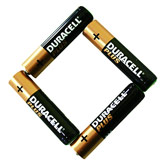 Duracell Plus AAA Battery x4
