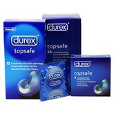 Durex Top Safe Condoms [3 Pack] *Free Gift