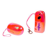 Remote Control Vibrating Pink Egg