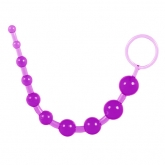 Toy Joy Thai Toy Beads Purple *Free Gift